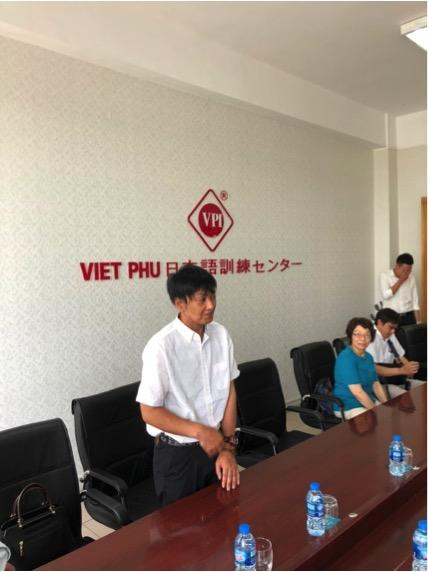ベトナム人技能実習生②