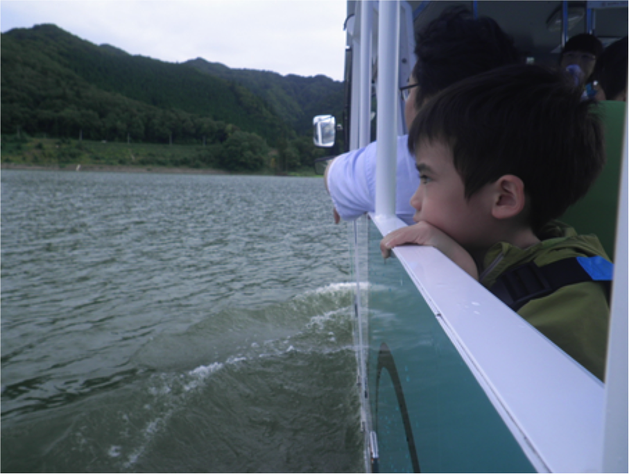 水陸両用バス体験ツアー